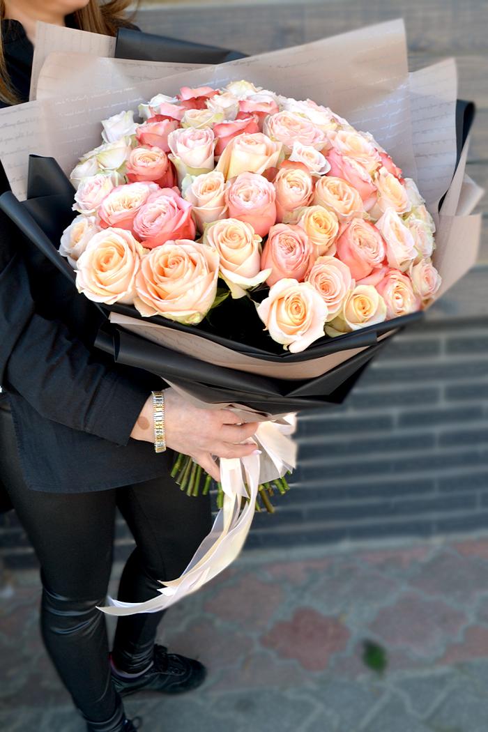 Букет из роз №7