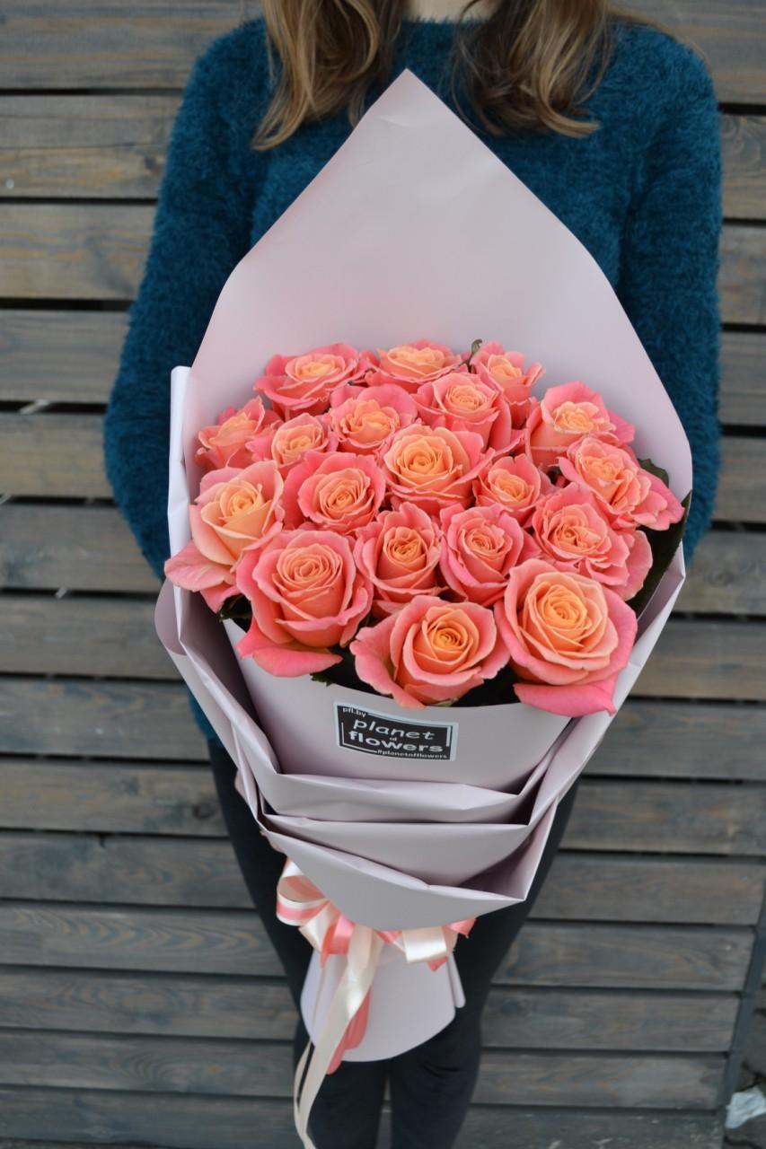 Букет из роз №5
