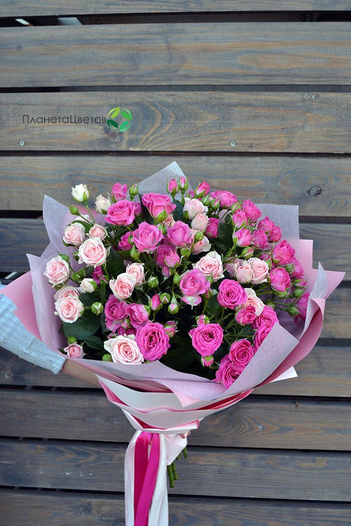 Букет из роз №3