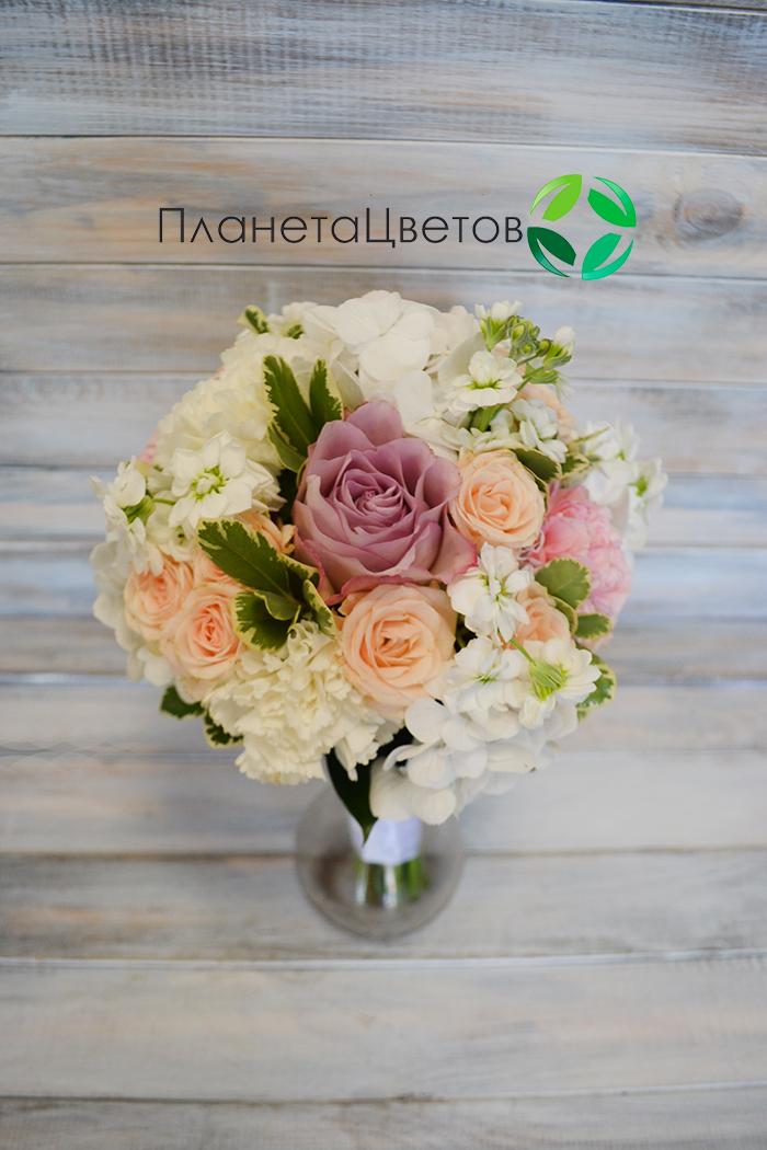 Свадебный букет №36