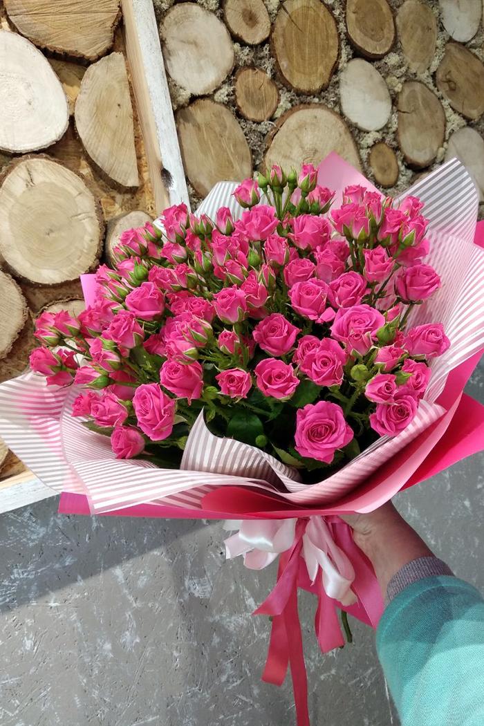 Букет из роз №11