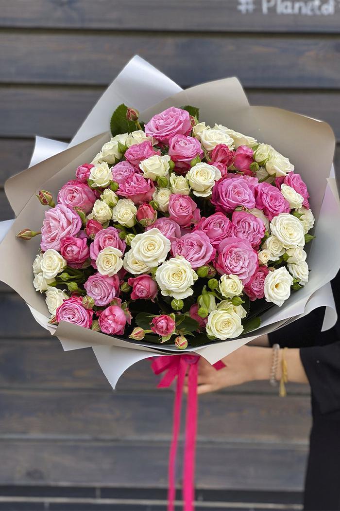 Букет из роз №16