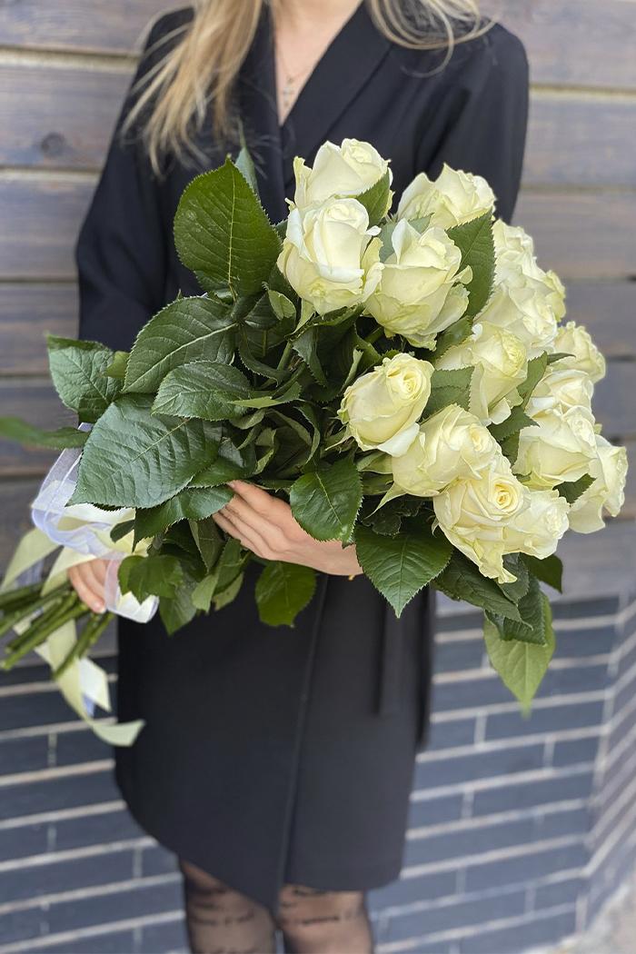Букет из роз №13